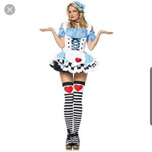 Leg Avenue Miss Wonderland Women's sexy costume
